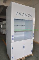 Fuming Kabinet 1200X850X2350mm van het Meubilair van het Laboratorium van pp Zuurkasten van het Laboratorium van het Polypropyleen de Standaard