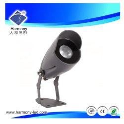 Ángulo de haz estrecho CREE 3W de iluminación exterior LED Spotlight pequeños
