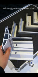 intelaiatura a scatola chiara del singolo del lato LED di 120X40mm tessuto di tensionamento