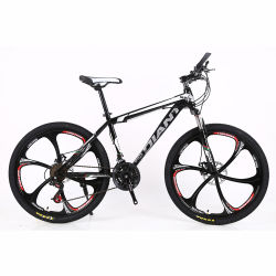 O design agradável 26 Polegadas de liga de alumínio Rim Velocidade Alta Bicicletas