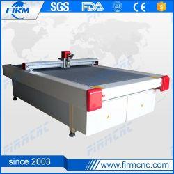 Firmcnc автоматический поворотный высекальная машина для рифленой картонная коробка