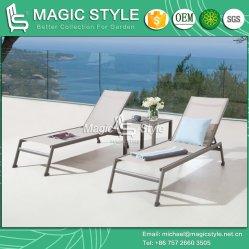 Открытый бар текстильных изделий без рычага сад строп с холлом и журнальный столик из алюминия солнечная терраса патио Кофейный наращиваемые строп салон мебели
