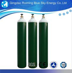 Het beste Argon van de Staaf van de Hoge druk van het Citaat 40L 150/de Industriële Gasfles van de Stikstof/van de Zuurstof, het Gas van het Helium