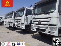 Sino HOWO Fleuve jaune 6X4 25cbm Camion-benne de la pompe hydraulique