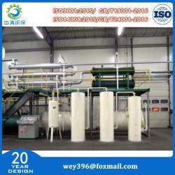 Ce&ISO를 가진 기계를 재생하는 도시 낭비 또는 작은 조각 타이어 또는 이용된 플라스틱 의학 낭비 또는 기름 진창