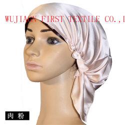 100% натуральные шелковые Headcap
