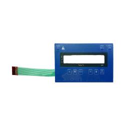 Настраиваемые кнопки мембранной клавиатуры водонепроницаемый со светодиодной подсветкой