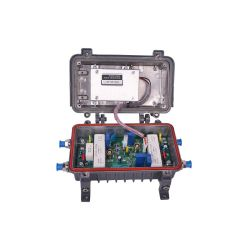 SA831r 옥외 복귀 경로 CATV 트렁크 증폭기