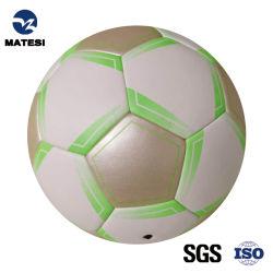заводская цена футбольный мяч размер 5 4 3 роскошных PU футбола ручного шитья для продажи шаровой опоры рычага подвески