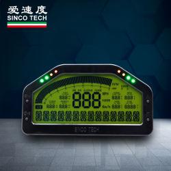 Do908 用ユニバーサルダッシュレースディスプレイ、ダッシュボード LCD スクリーンワイヤハーネス、ゲージメーター