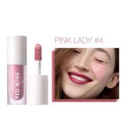 Beleza a granel Cosméticos Rosto Makeup Nude Vegan bochecha impermeável Blusher Líquido