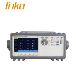 Strumento di registrazione dati per misuratore di temperatura multicanale Jk4016 con 16 canali