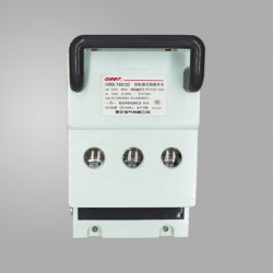 Interruptor de segurança do isolamento de desligar o tipo de fusível 3p desligar