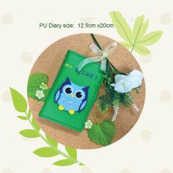 Venta caliente Kid Toy Cuaderno diario de cuero