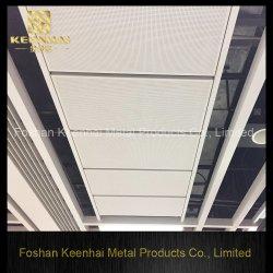 Schort de stempel Geperforeerde Haak van de Rechthoek op Metaal Plafond (KH-mc-11) op