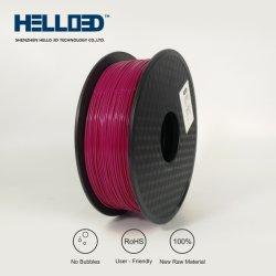Hello3D 3D bleu ciel Matériaux d'impression imprimante 3D de 1,75 mm Filaments ABS