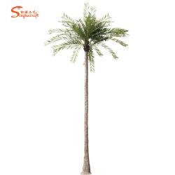 Fabrik-Preis-Faser-Glas-künstliche Kokosnuss-Baum-im Freien kundenspezifische Palme