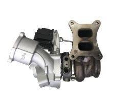 El turbocompresor (ES38) 06K145722h para Audi S3/VW Golf R 2.0TFSI