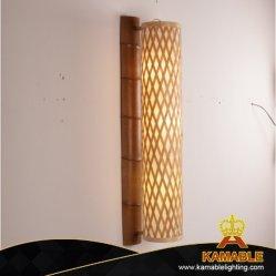 Estilo fresco de decoración interior de la luz de la pared de bambú (KA-WEFJ)