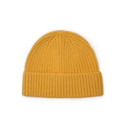 冬の暖かく熱い販売100%のアクリルの習慣によって編まれる帽子の帽子