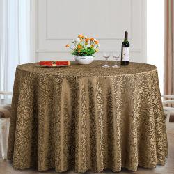 [ودّينغ برتي] مطعم مأدبة كرسي تثبيت تغطية طاولة تغطية بوليستر سماط