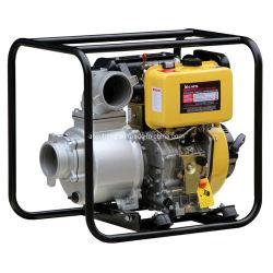 Benzine Engien 4 inch waterpomp voor het rigeren van landbouwolie