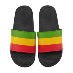 O logotipo personalizado televisão deslize as sandálias de pantufas, as mulheres de alta qualidade de distribuidor as sandálias da moda, sandálias de Verão Moda mulheres personalizado