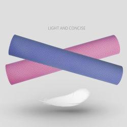 Eco Friendly Fitness Training respirante coussin TPE Portable polyvalent tapis de yoga avec crochet
