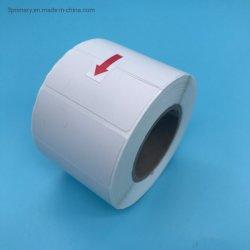 Fabrik-Preis, der anhaftende Verschiffen-Farbe gedruckten direkten thermischen Kennsatz verpackt