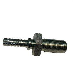 Латунной или изготовителей оборудования из нержавеющей стали и алюминия Baebed ДНЯО резьбовой фитинг шланга