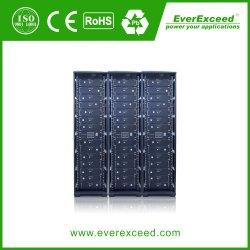 Everexceed電気通信UPS/Telecommunicationシステム48V100ahリチウム鉄電池