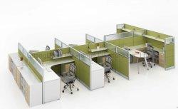Heiße Verkaufs-moderne Art-Multifunktionsarbeitsplatz mit Partition