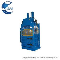 De verticale Plastieken van het Afval/Machine van de Pers van de Pers van het Document/van de Doek/van het Karton de Hydraulische