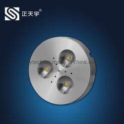 Vino di CC 12V LED/lampada rotondi montati superficie Governo pattino/dei monili giù