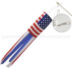 الشركة المصنعة للمعدات الأصلية المطبوعة العلم الأمريكي Weather الآلات Weather Vane