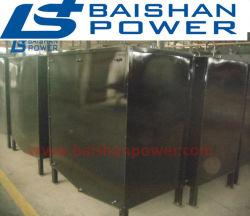 ディーゼル発電機500L 1000L 2000L 3000L 5000LはGensetディーゼルYanmar Mtu Volvo Doosan Weichaiエンジンの発電機のための毎日の燃料タンクを分ける