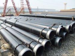 Здание стальная труба API5l Gr. B Psl1, Psl2 в простую, ВПВ, Lasw, SSAW С эпоксидным покрытием, Fbe 3PE, 3PP покрытие