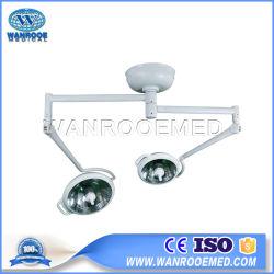 Aled6050 LED de emergência hospitalar Shadowless microscópio cirúrgico teatro de fibra com câmara de luz