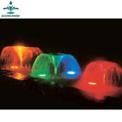Bela Manhã Glória Trombeta Lava plana de spray de água do bico de fontes