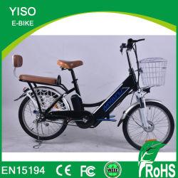 Непосредственно на заводе бесщеточный города электрический велосипед со стальной рамы