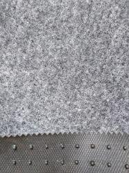200cm de largeur du tissu de tapis auto avec 20 à 50 GSM de latex et sans latex