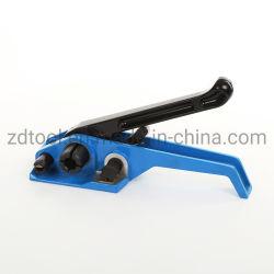 Correa de cable de alimentación compuesto de flejes de enganche de la correa de mano Herramienta para la tira de 19mm (JPQ19)