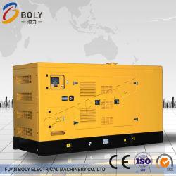Новый Четырехтактный 75квт/100 квт с водяным охлаждением тип прицепа 4 полюс электрические Super Silent генераторов с прилагаемым топливного бака