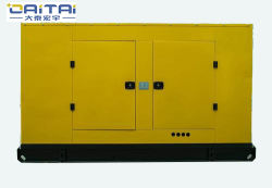 Diesel van het Gebruik 50kVA-550kVA van de industrie Elektrische Macht Gensets