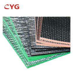 PET Schaumgummi-Blatt-Doppeltes versah MPET Folien-thermische Isolierungs-Material mit Seiten