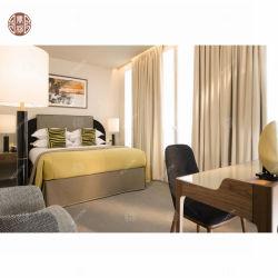 Sterne des Soem-Zoll-beenden späteste Luxus-5 Hotel-Schlafzimmer-Möbel-Set-Entwurfs-Innenraum