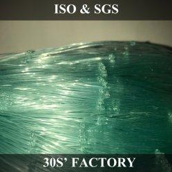 Nylon Materiaal van de Fabriek van de Netten van de visserij het In het groot