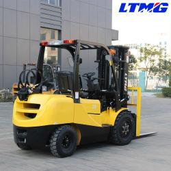 La Chine Mini chariot élévateur à fourche de carburant double 1.5T-3t de l'essence GPL du chariot élévateur