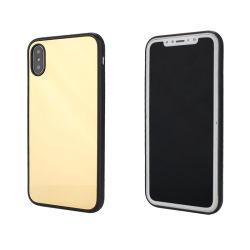 Cassa di alluminio del telefono del metallo dello specchio di lusso per il iPhone 6s/7/7 più