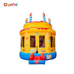 С Днем Рождения торт надувной воздушный Bouncer для продажи